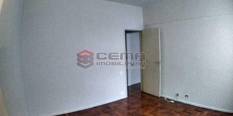 Quarto  - Apartamento 1 quarto para alugar Laranjeiras, Zona Sul RJ - R$ 1.500 - LAAP12998 - 8