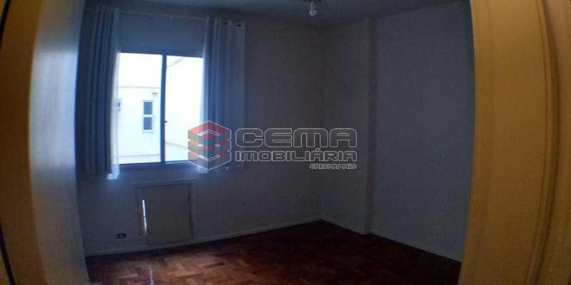 Quarto  - Apartamento 1 quarto para alugar Laranjeiras, Zona Sul RJ - R$ 1.500 - LAAP12998 - 6