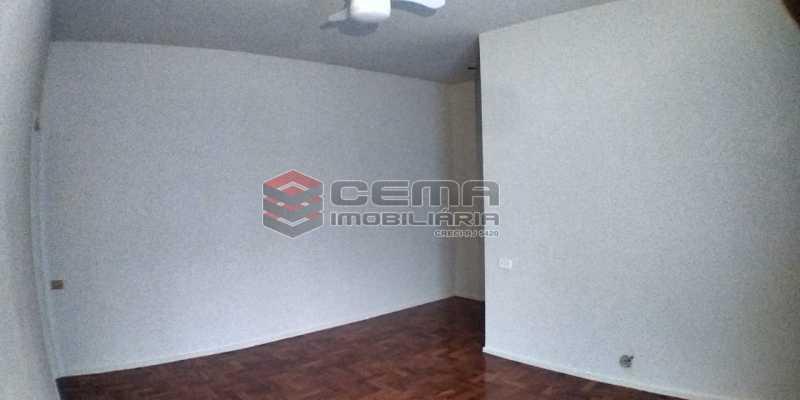 Sala  - Apartamento 1 quarto para alugar Laranjeiras, Zona Sul RJ - R$ 1.500 - LAAP12998 - 4