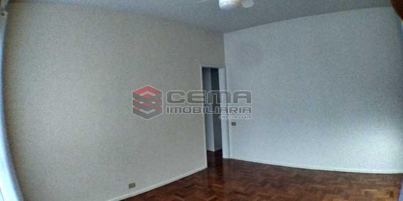 Sala  - Apartamento 1 quarto para alugar Laranjeiras, Zona Sul RJ - R$ 1.500 - LAAP12998 - 5