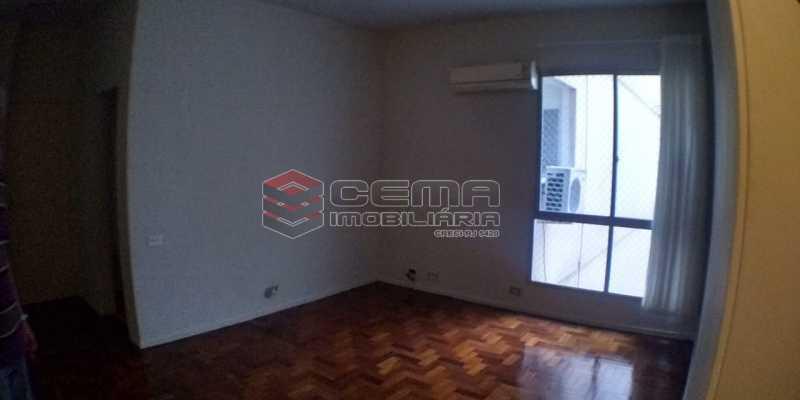 Sala - Apartamento 1 quarto para alugar Laranjeiras, Zona Sul RJ - R$ 1.500 - LAAP12998 - 3