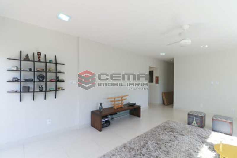 sala - COBERTURA de 3 quartos, 150m² À venda em Copacabana - LACO30313 - 7