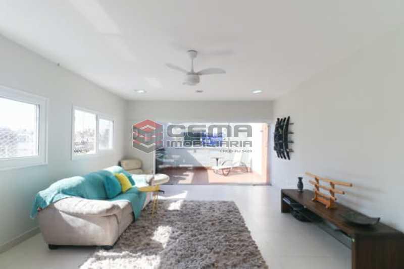 sala - COBERTURA de 3 quartos, 150m² À venda em Copacabana - LACO30313 - 6