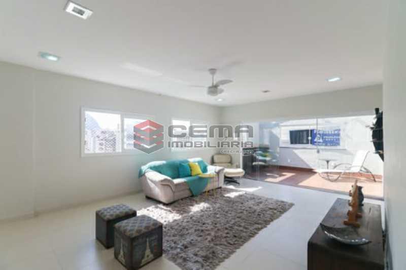 sala - COBERTURA de 3 quartos, 150m² À venda em Copacabana - LACO30313 - 5