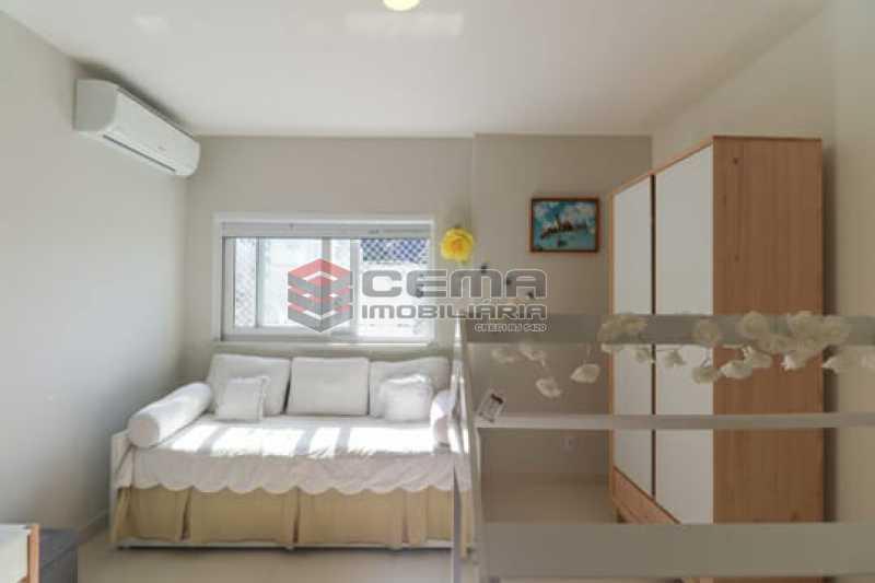 quarto 2  - COBERTURA de 3 quartos, 150m² À venda em Copacabana - LACO30313 - 14
