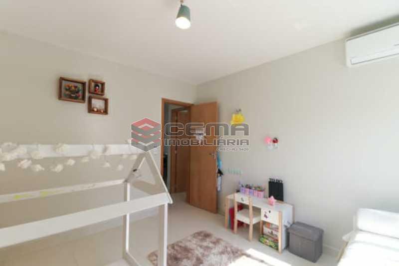 quarto 2  - COBERTURA de 3 quartos, 150m² À venda em Copacabana - LACO30313 - 15