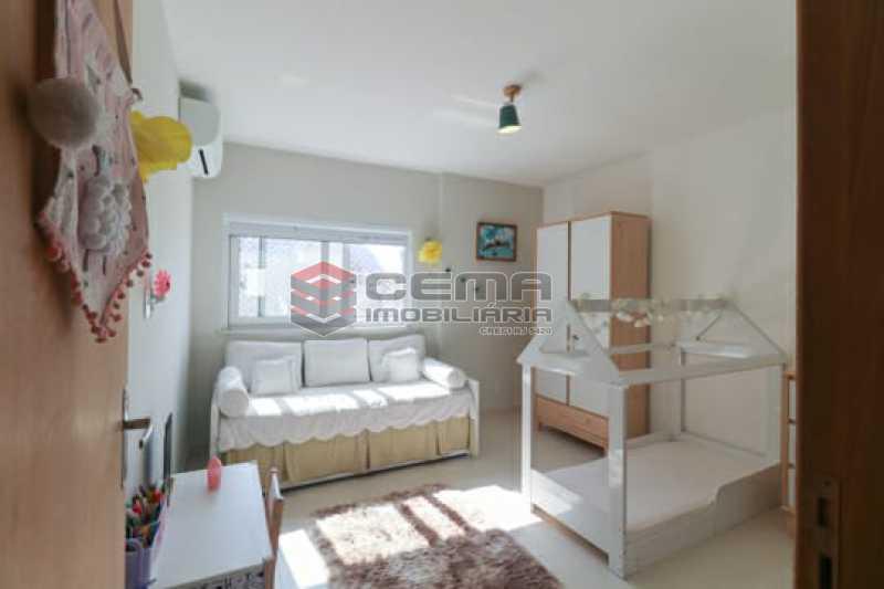 quarto 2  - COBERTURA de 3 quartos, 150m² À venda em Copacabana - LACO30313 - 16