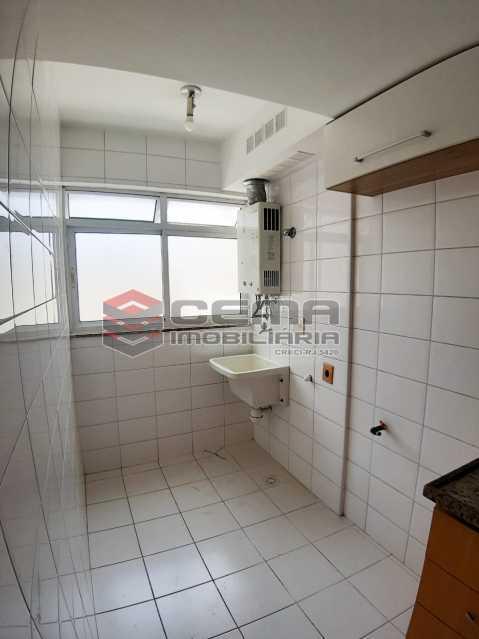 área de serviço  - 2 quartos com vaga Quartier - LAAP25375 - 19