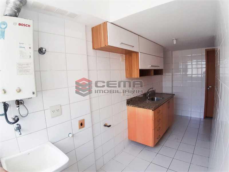 cozinha  - 2 quartos com vaga Quartier - LAAP25375 - 16
