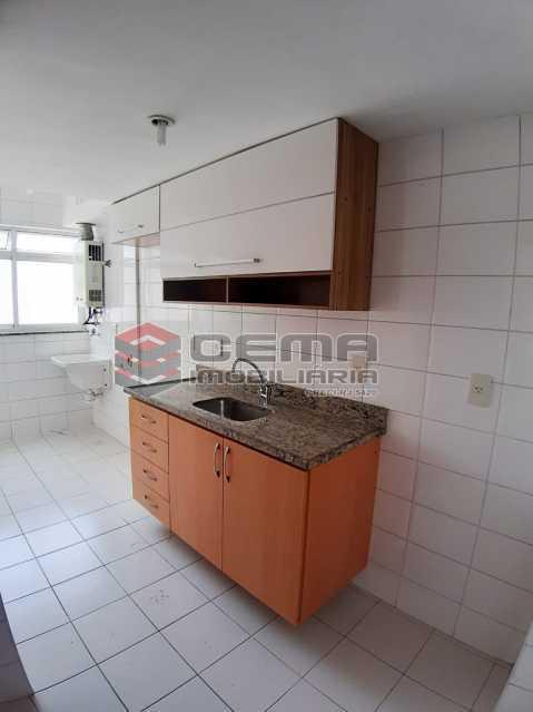 cozinha  - 2 quartos com vaga Quartier - LAAP25375 - 15