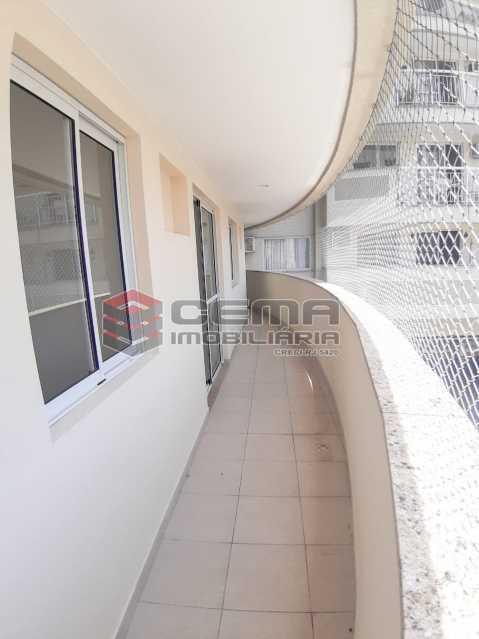 varanda  - 2 quartos com vaga Quartier - LAAP25375 - 5