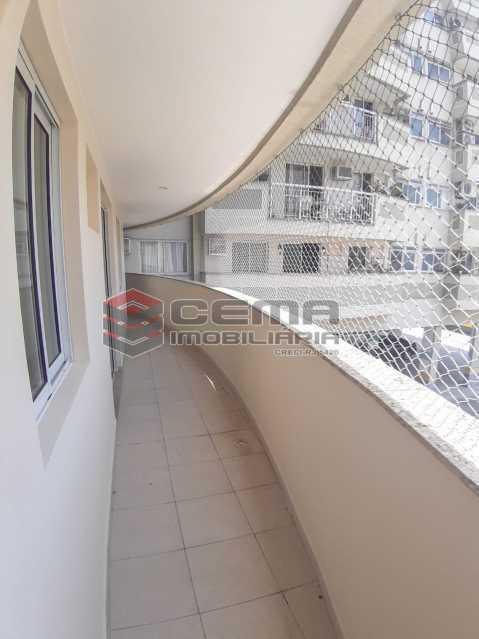 varanda  - 2 quartos com vaga Quartier - LAAP25375 - 21