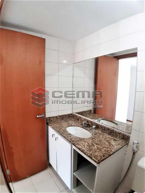 banheiro suíte  - 2 quartos com vaga Quartier - LAAP25375 - 10