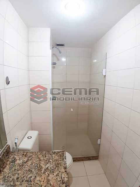 banheiro suíte  - 2 quartos com vaga Quartier - LAAP25375 - 11