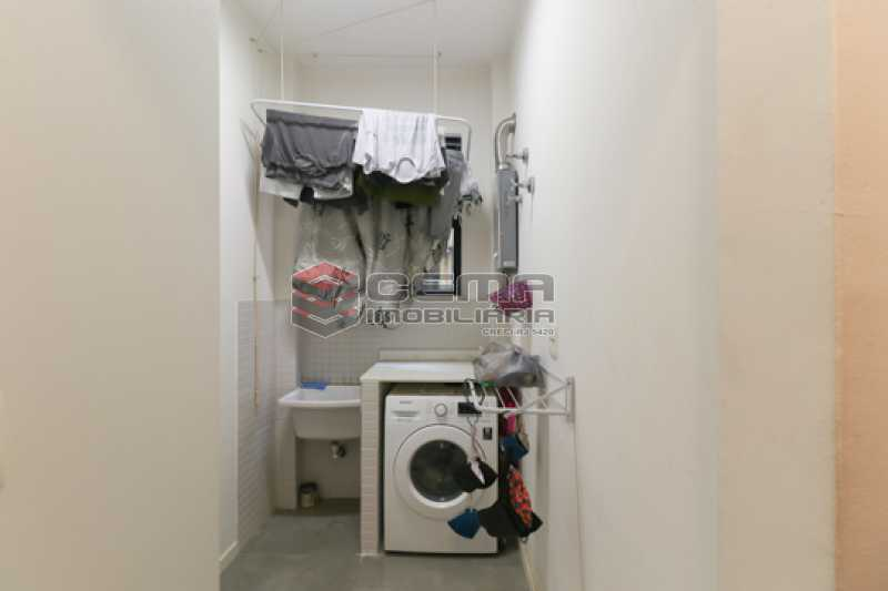area - Excelente Apartamento 2 quartos com suite e closet em Laranjeiras - LAAP25385 - 26