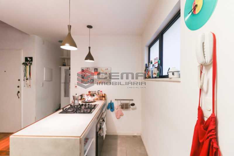 cozinha - Excelente Apartamento 2 quartos com suite e closet em Laranjeiras - LAAP25385 - 23