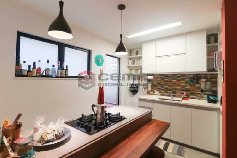 cozinha - Excelente Apartamento 2 quartos com suite e closet em Laranjeiras - LAAP25385 - 25