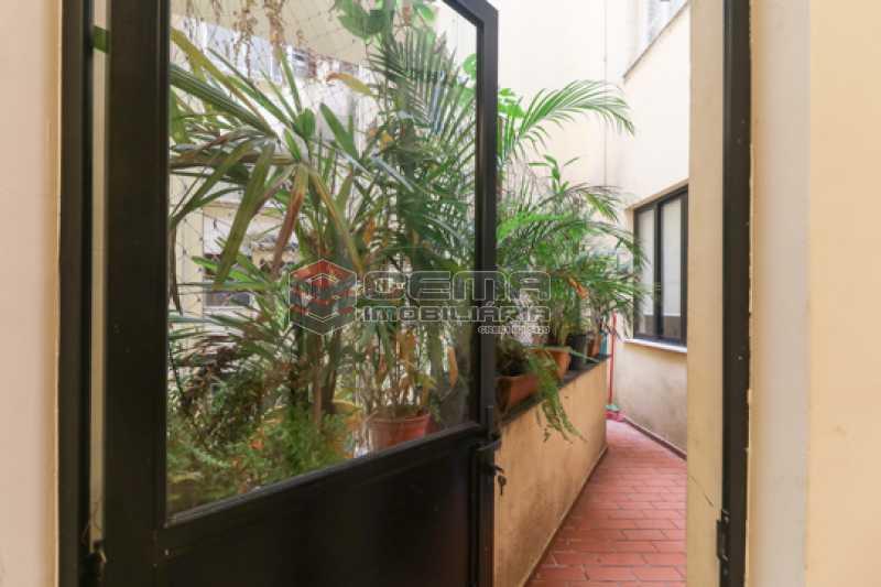 varanda - Excelente Apartamento 2 quartos com suite e closet em Laranjeiras - LAAP25385 - 28