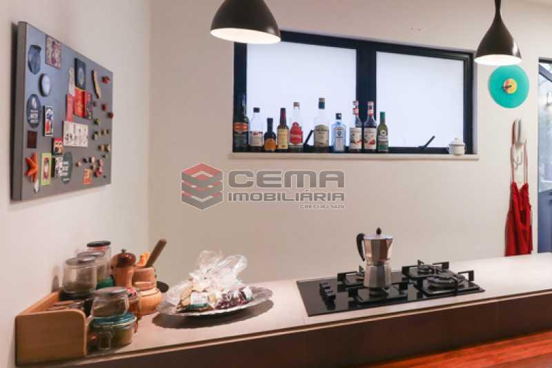 cozinha - Excelente Apartamento 2 quartos com suite e closet em Laranjeiras - LAAP25385 - 22