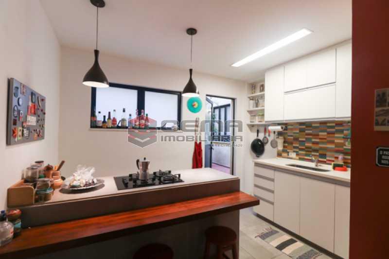 cozinha - Excelente Apartamento 2 quartos com suite e closet em Laranjeiras - LAAP25385 - 21