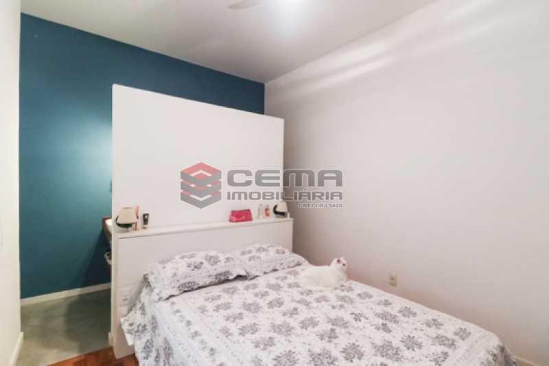 suite - Excelente Apartamento 2 quartos com suite e closet em Laranjeiras - LAAP25385 - 15