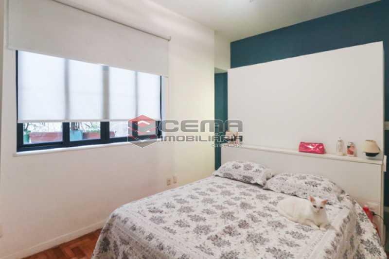 suite - Excelente Apartamento 2 quartos com suite e closet em Laranjeiras - LAAP25385 - 14