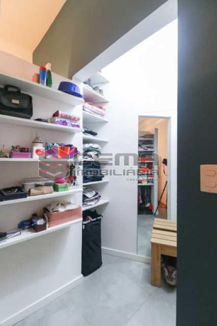 closet - Excelente Apartamento 2 quartos com suite e closet em Laranjeiras - LAAP25385 - 16