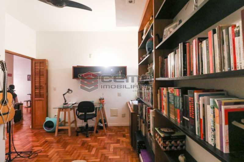 quarto1 - Excelente Apartamento 2 quartos com suite e closet em Laranjeiras - LAAP25385 - 9