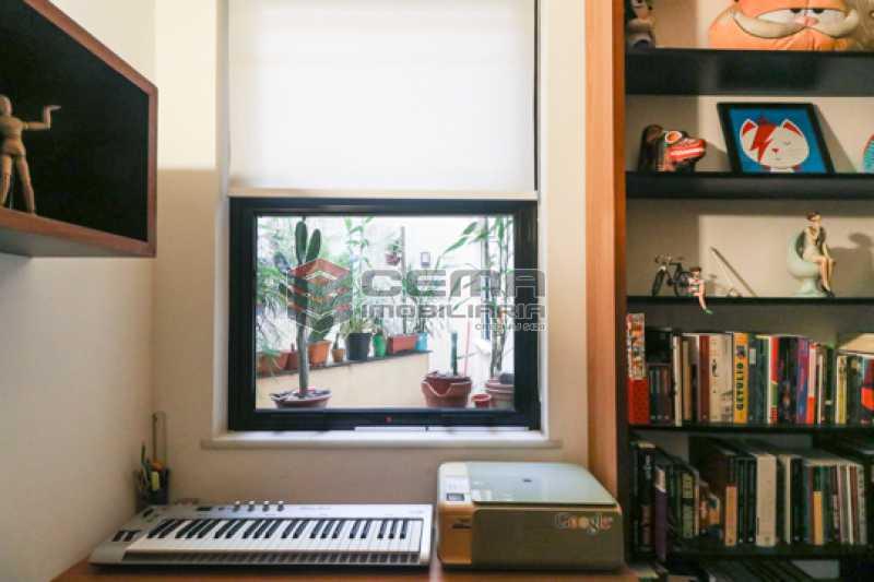 quarto1 - Excelente Apartamento 2 quartos com suite e closet em Laranjeiras - LAAP25385 - 11