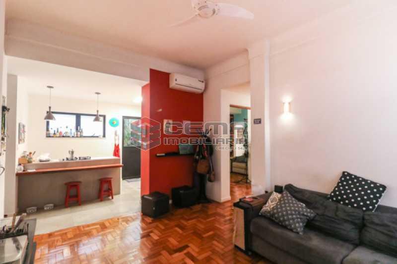 sala - Excelente Apartamento 2 quartos com suite e closet em Laranjeiras - LAAP25385 - 3