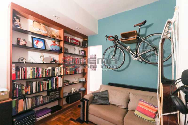 quarto1 - Excelente Apartamento 2 quartos com suite e closet em Laranjeiras - LAAP25385 - 8