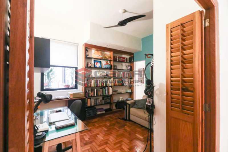 quarto1 - Excelente Apartamento 2 quartos com suite e closet em Laranjeiras - LAAP25385 - 7