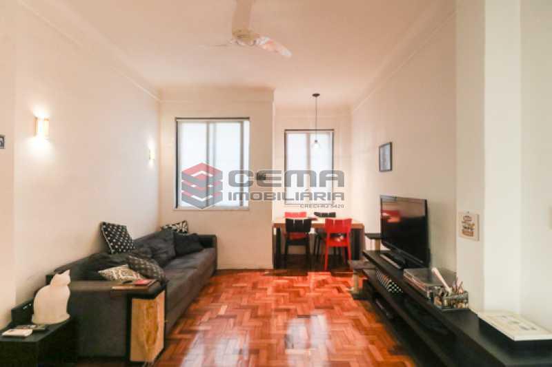 sala - Excelente Apartamento 2 quartos com suite e closet em Laranjeiras - LAAP25385 - 6