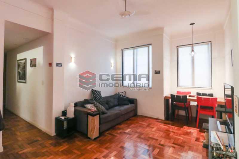 sala - Excelente Apartamento 2 quartos com suite e closet em Laranjeiras - LAAP25385 - 5