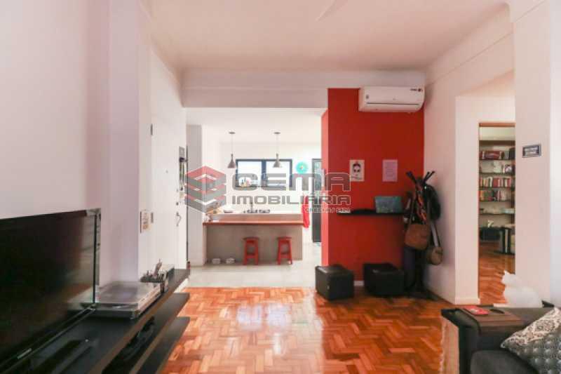 sala - Excelente Apartamento 2 quartos com suite e closet em Laranjeiras - LAAP25385 - 1