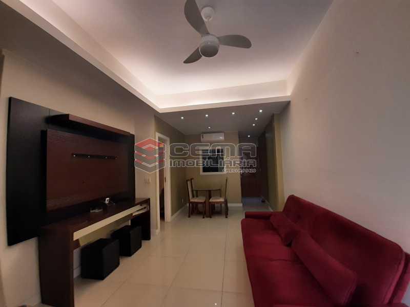 20210608_144919 - Apartamento 1 quarto para alugar Copacabana, Zona Sul RJ - R$ 2.500 - LAAP13069 - 3
