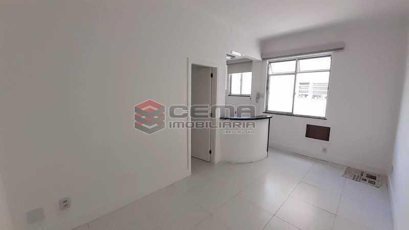 Sala - Apartamento 1 quarto para alugar Laranjeiras, Zona Sul RJ - R$ 2.000 - LAAP13017 - 3