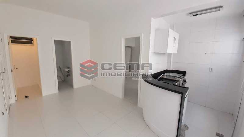 Sala - Apartamento 1 quarto para alugar Laranjeiras, Zona Sul RJ - R$ 2.000 - LAAP13017 - 1