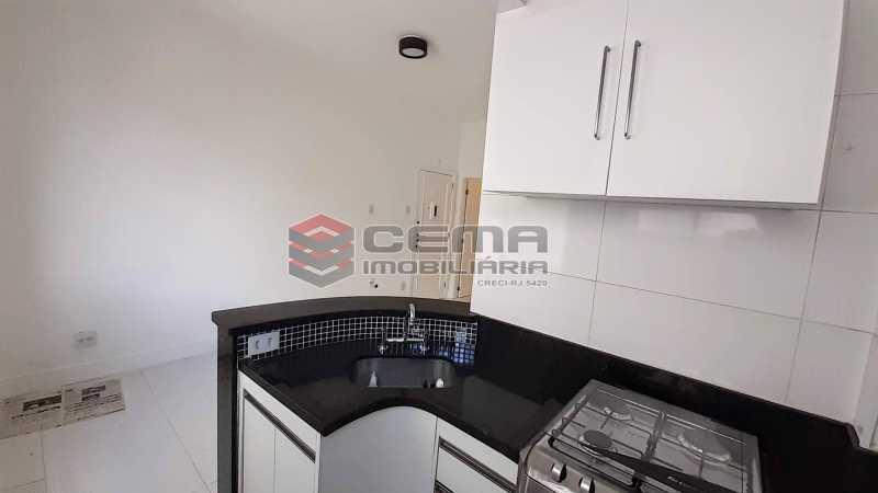 Cozinha - Apartamento 1 quarto para alugar Laranjeiras, Zona Sul RJ - R$ 2.000 - LAAP13017 - 5