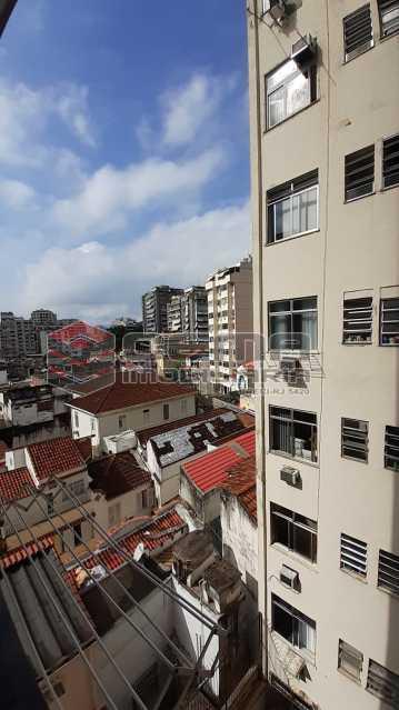 Vista - Apartamento 1 quarto para alugar Laranjeiras, Zona Sul RJ - R$ 2.000 - LAAP13017 - 10