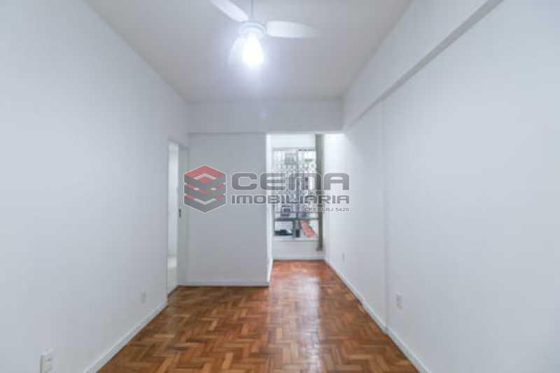 sala - Excelente quarto e sala com vaga em BOTAFOGO - LAAP13019 - 1