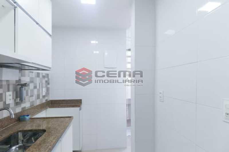 cozinha - Excelente quarto e sala com vaga em BOTAFOGO - LAAP13019 - 16
