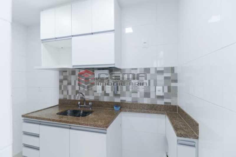 cozinha - Excelente quarto e sala com vaga em BOTAFOGO - LAAP13019 - 17