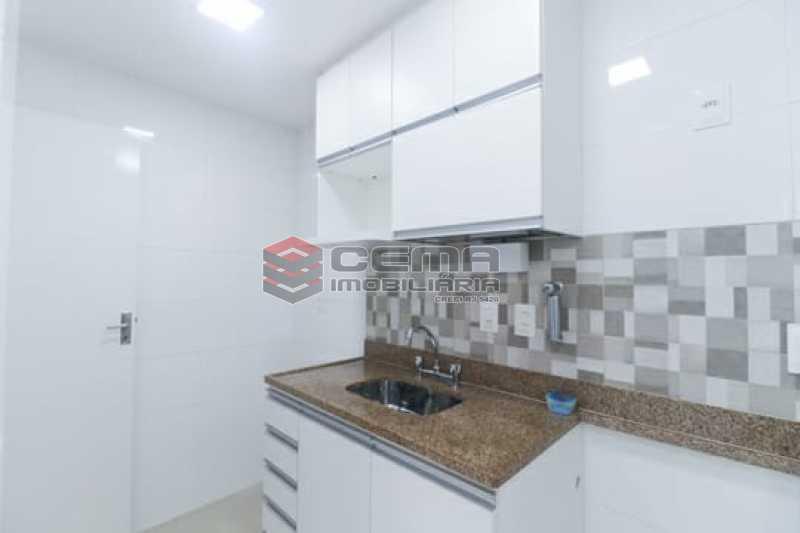 cozinha - Excelente quarto e sala com vaga em BOTAFOGO - LAAP13019 - 18