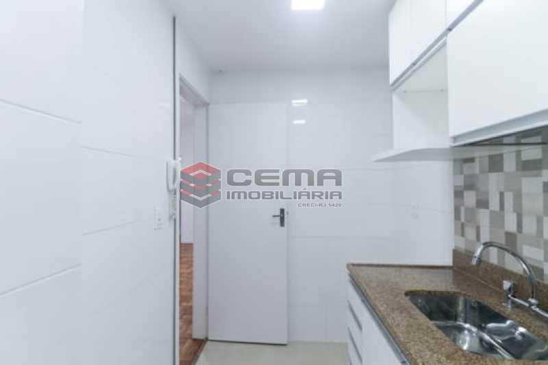 cozinha - Excelente quarto e sala com vaga em BOTAFOGO - LAAP13019 - 19