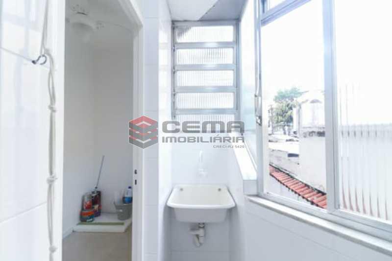 area - Excelente quarto e sala com vaga em BOTAFOGO - LAAP13019 - 20