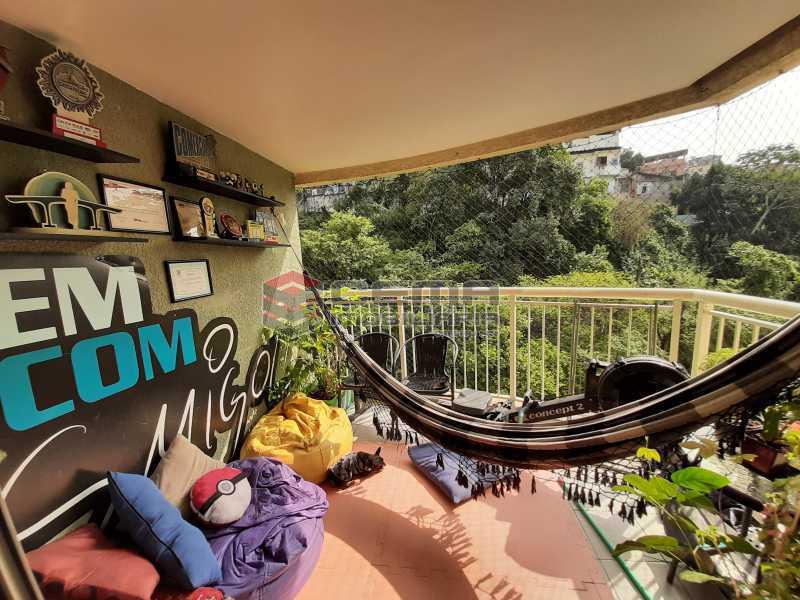 20210527_103143 - Apartamento 3 quartos à venda Tijuca, Zona Norte RJ - R$ 750.000 - LAAP34569 - 1