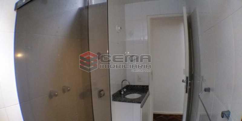 Banheiro Social - Apartamento 2 quartos para alugar Laranjeiras, Zona Sul RJ - R$ 1.700 - LAAP25409 - 12