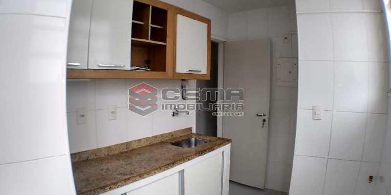 Cozinha - Apartamento 2 quartos para alugar Laranjeiras, Zona Sul RJ - R$ 1.700 - LAAP25409 - 18