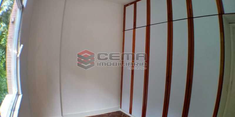 Quarto 1  - Apartamento 2 quartos para alugar Laranjeiras, Zona Sul RJ - R$ 1.700 - LAAP25409 - 8